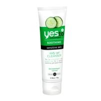 美国Yes To Cucumbers Daily Gentle 黄瓜温和洗面奶 敏感肌肤适用 95g