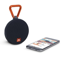 JBL CLIP2蓝牙音箱无线蓝牙便携音箱户外手机迷你音响音乐盒  黑