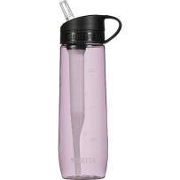 Brita/碧然德 户外直饮/吸嘴式过滤水杯水壶700ml 粉色透明