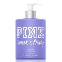Victoria's Secret  糖浆和粉红葡萄柚味 甜和调情身体乳液 500ml