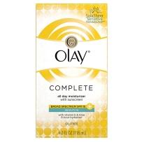 Olay 全天美白保湿兼防晒乳液SPF15(敏感肌)118 ml