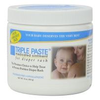 Triple Paste婴幼儿护臀膏舒缓红屁屁454g
