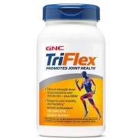 GNC TriFlex™ Fast-Acting 氨糖软骨素快速维骨力 120粒