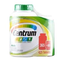 善存复合维生素 (50岁以下成人) 425粒 Centrum® Adults Under 50