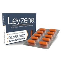 Leyzene男性睾酮助推器 性能力提升增加持久力 含育亨宾10粒装
