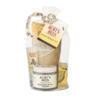 Burt's Bees小蜜蜂四件套手部护理/手膜护手套装