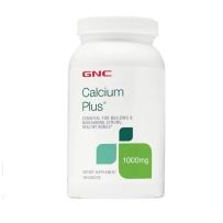 GNC 钙镁维生素D片 180粒