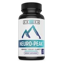 ZHOU NEURO-PEAK 大脑神经峰值积极状态大脑清晰保持30粒
