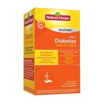 Nature Made糖尿病健康包 Diabetes Health Pack 60包