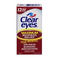 Clear Eyes 去红血丝滴眼液 加强版 15ml