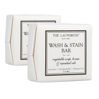 THE LAUNDRESS 手洗专用衣物去渍皂 56.7g*2 油脂污渍手工洗衣皂