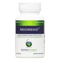 美国迈轻Enzyme science Myomend 维护肌肉关节功能 60粒
