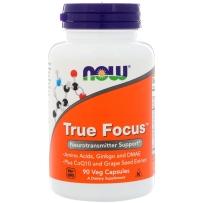 美国NOW Foods 诺奥 补脑氨基酸清晰头脑促进情绪90粒 肾上腺素多巴胺