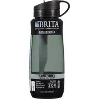Brita/碧然德 户外直饮/吸嘴式过滤水杯水壶960ml 绿色透明