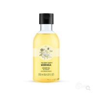 美国直邮 The body shop/美体小铺 辣木花塑身沐浴露沐浴胶 250ml