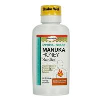 ManukaGuard 枫叶柠檬糖浆医疗级麦卢卡蜂蜜 200ml