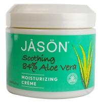 美国Jason Natural天然芦荟84%纯度舒缓修复祛痘润肤保湿面霜 113g