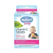 Hyland's维生素C婴幼儿宝宝抵抗力免疫力 125片顺势小片入口即化