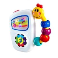 Baby Einstein爱因斯坦音乐玩具婴幼儿毛毛虫电话随身听