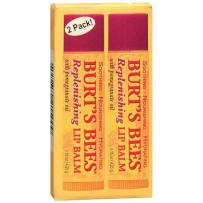 Burt's Bees 小蜜蜂 纯天然 石榴保湿滋润唇膏 两支装 (2*4.25g)