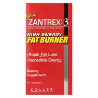 zantrex-3小甜甜身消脂胶囊燃烧脂肪升级版瓶56粒