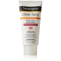 Neutrogena 露得清 Clear Face 面部防晒霜 SPF 30 88ml