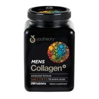 Youtheory Men's Collagen 男性胶原蛋白18种氨基酸290片