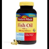 Nature Made  深海鱼油 1200 mg, 200粒