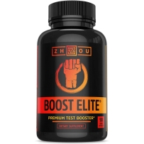 Zhou Nutrition BOOST ELITE睾酮素性欲能量3合一提升胶囊90粒