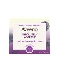 Aveeno 艾维诺  天然黑莓系列减龄晚霜淡纹抗皱深层滋润面霜孕妇可用48ml