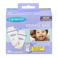 Lansinoh 母乳存储保鲜袋100个