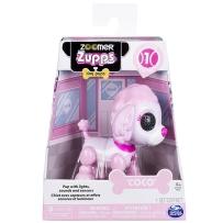 Zoomer Zupps Tiny Pups 交互式机器狗 迷你机器狗电子宠物