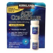 Kirkland 可兰 超强胃酸控制器  缓解胃痛胃热烧心 2瓶装 250粒