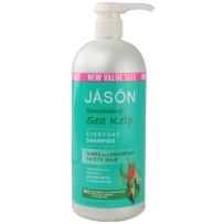 美国Jason纯天然海藻顺滑洗发水 946ML