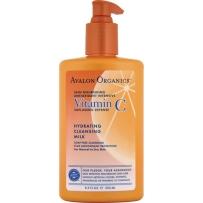 Avalon阿瓦隆Organics维C抗氧化高保湿美白洗面奶 250ml