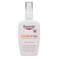 Eucerin优色林Q10抗皱抗敏去红保湿乳液118ml spf15