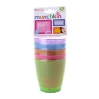 Munchkin  麦肯奇  宝宝彩虹水杯 5只装