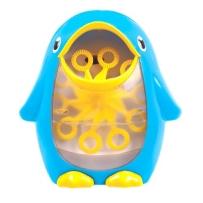 Munckin 麦肯奇 企鹅自动发射泡泡机  洗澡玩具