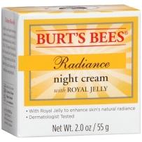 Burt's Bees 小蜜蜂 蜂王浆亮彩活肤晚霜 55g