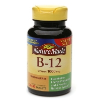 Nature Made  维生素 B12  1000mcg 160粒