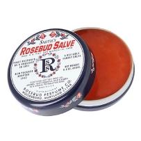 Smith'S Rosebud Salve 经典玫瑰花蕾膏/护唇膏 22g