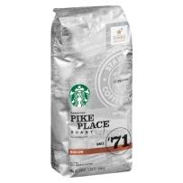 StarBucks 星巴克 Pike Place派克市场烘焙咖啡粉中度烘培 566g
