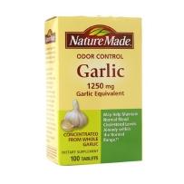 Nature Made 无嗅大蒜精华 1250 mg 100片