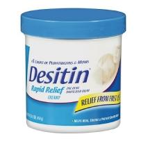 Desitin蓝色婴儿护臀霜 454g 超值装 预防舒缓型