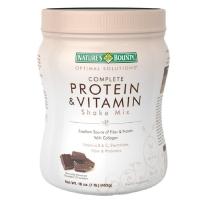 Nature's Bounty  自然之宝 维生素蛋白质粉 巧克力口味  453g