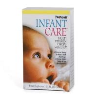 Twinlab Infant Care DHA 婴幼儿10种维生素+DHA滴剂 桔子味 50ml