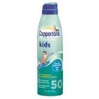 Coppertone 水宝宝 儿童防晒喷雾  SPF50 177ml