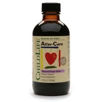 ChildLife 童年时光 Aller-Care 天然抗敏感口服液 葡萄味 118.5ml 加强免疫力