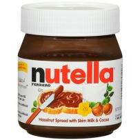 费列罗 Nutella 能多益 榛子巧克力酱  371g