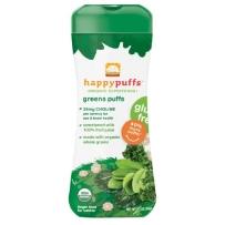 Happy Puffs 禧贝 有机全麦星星泡芙 两盒装 蔬菜味